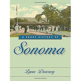 Een korte geschiedenis van Sonoma