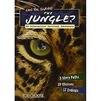 Si può sopravvivere nella giungla?: un'avventura di sopravvivenza interattiva (si sceglie: sopravvivenza)