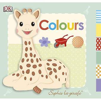 Sophie la girafe: färger