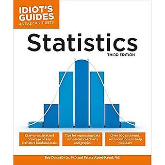 Statistics (Idiot's Guides)