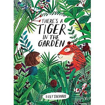 Hay un tigre en el jardín