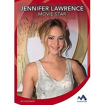 Jennifer Lawrence: Movie Star (Superstar Stories)