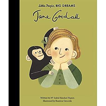 Jane Goodall (lite människor, stora drömmar)