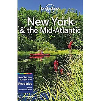 Lonely Planet New York & du Mid-Atlantic (Guide de voyage)