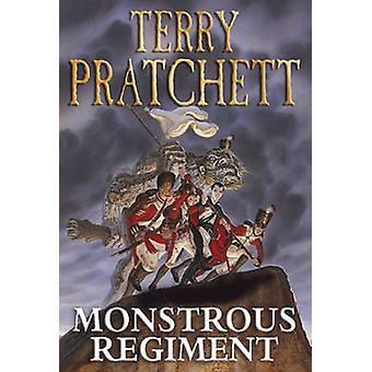 Monstrous Regiment by Pratchett & Terry