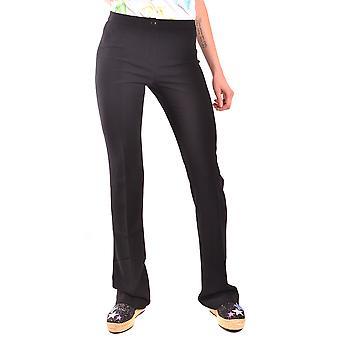 Moschino Ezbc015044 Women's Black Acetate Pants