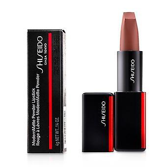 Shiseido Modernmatte Powder Lipstick - # 508 Semi Nude (cinnamon) - 4g/0.14oz
