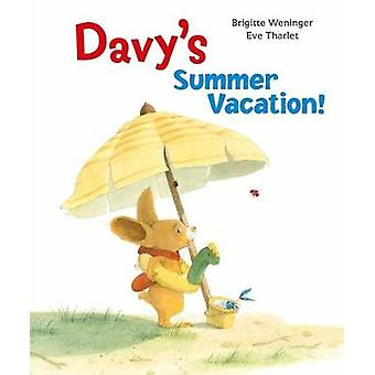 Davy's Summer Vacation by Brigitte Weninger - 9780735842786 Book