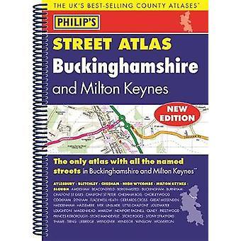 Philip ' s Street Atlas Buckinghamshire-9781849074506 bok