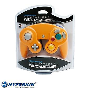 Wii/GameCube CirKa Denetleyici turuncu denetleyici