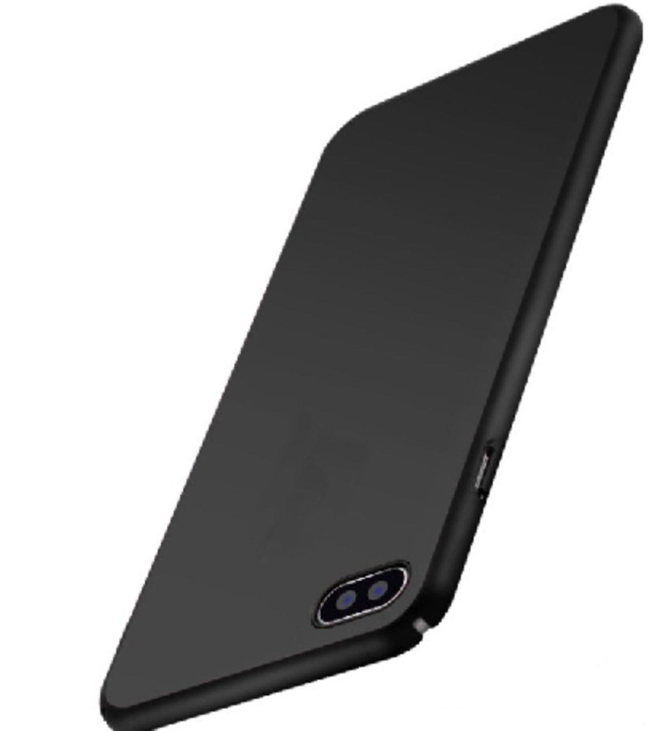 Frosted Black Case - iPhone 7 Plus!