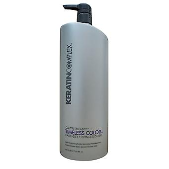 Kératine couleur intemporelle complexe revitalisant 33,8 OZ.