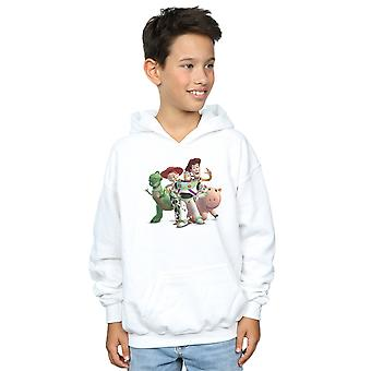 Disney Boys Toy Story 4 grupo hoodie