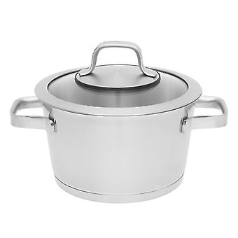 BergHOFF Cookware Manhattan with lid 20cm