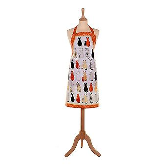 Ulster Weavers Cats In Waiting Kitchen Essentials Apron Tea Cosy Oven Micro Mitt Gloves and Pot Mat