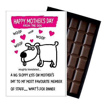Funny Mother's Day Gift Boxed Chocolate Present Rude Greeting Card For Mom Mum Mumy MIYF145