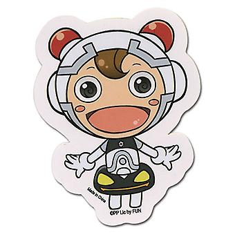Sticker - Psycho-Pass - New Komissa Chan Anime Gifts Toys Licensed ge55324