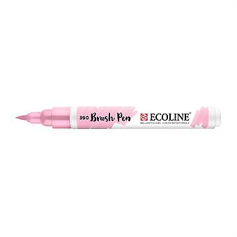 Talens Ecoline Liquid Watercolour Brush Pen - 390 Pastel Rose