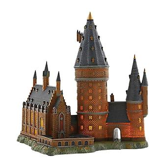 Harry Potter Hogwarts Great Hall and Tower Figurine