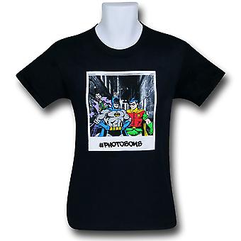 באטמן & רובין הג הג לצלם חולצת טריקו
