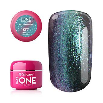 Base one-Chameleon-Mystic dance 5g UV gel