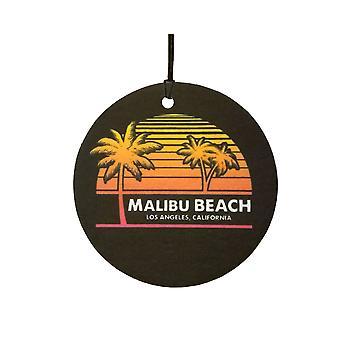 Malibu Beach auto luchtverfrisser