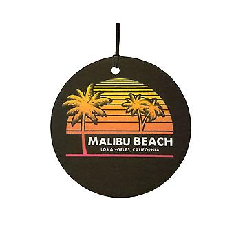 Malibu Beach Car Air Freshener