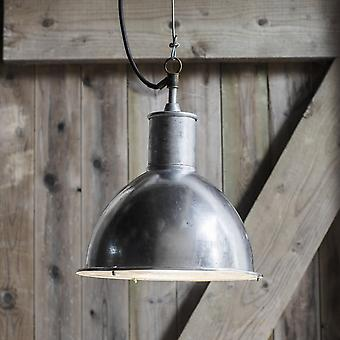 Garden Trading St Ives Bay Galvanised Outdoor Pendant Light