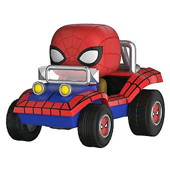 Spider-Man con Spider Mobile US Pop! Paseo