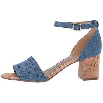 Anne Klein kvinnor ' s Carine Heeled sandal