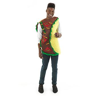 Spicy Taco Adult Costume