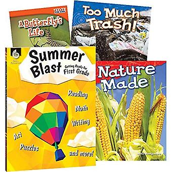 Learn-At-Home: Summer Science Bundle Grade 1