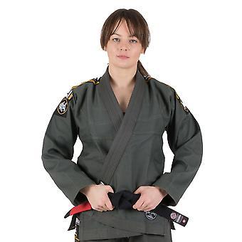 Tatami Fightwear Nova absoluta damer BJJ Gi Khaki