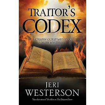 Traitors Codex by Jeri Westerson