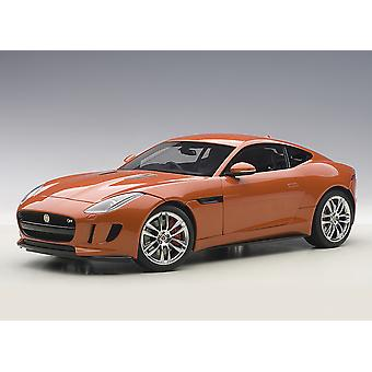 Jaguar F-Type R Coupe (2015) composiet Modelauto
