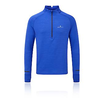 Ronhill STRIDE Matrix 1/2 zip Top