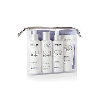 Strictly professional facial care kit dry/plus+