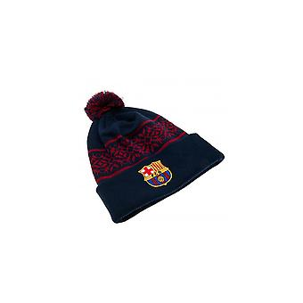 FC Barcelona Official Adults Unisex SF Ski Hat