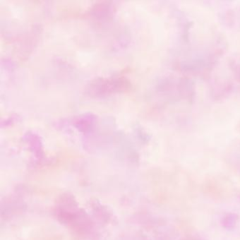Molnigt himmel tapet rosa Rasch 818024