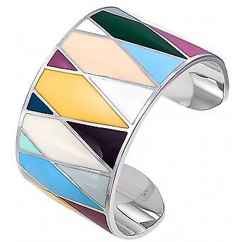 Bracelet Christian Lacroix Bijoux X16300 - Bracelet Jonc M�tal Rhodi� Femme