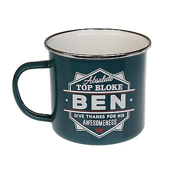 Histoire et Héraldique Ben Tin Mug 31