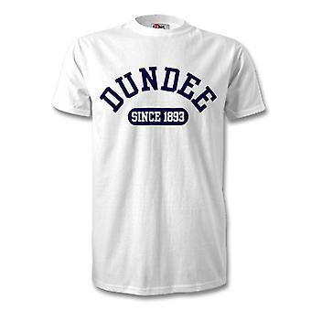 Dundee 1893 etablerade Football T-Shirt