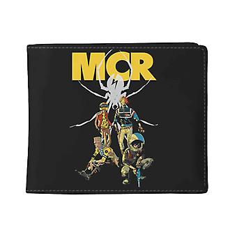 My Chemical Romance Wallet Killroy Band Logo new Official Black Bifold