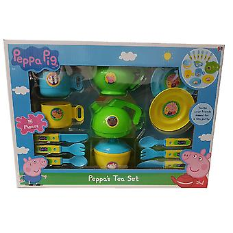 Peppa Pig Small Tea Set