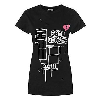 Crossy Road Emo Goose Women's T-Shirt