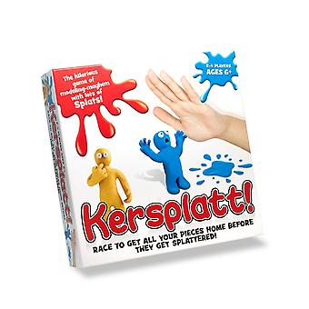 Kersplatt! Dough Modeling Board Game