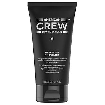 American Crew Shaving Gel Precision