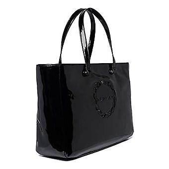 REPLAY ReplayFw3956.000.a0182 Women's Black Shoulder Bag (Black) 17x275x31 centimeters (B x H x T)