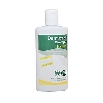 Stanvet Dermosel Shampoo 250 ml. (Dogs , Grooming & Wellbeing , Shampoos)