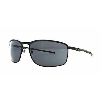 Oakley Conductor 8 OO4107 01 Matte Black/Grey Sunglasses